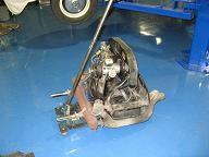 miss hilda engine before being rebuilt