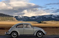 miss hilda, 1966 vw bug, idaho, beetle